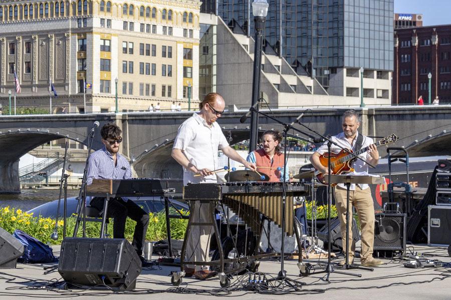 WMJS Jazz in the Park - June 18, 2018