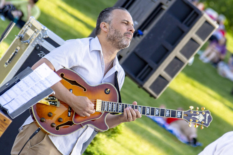 WMJS Jazz in the Park - June 18, 2018