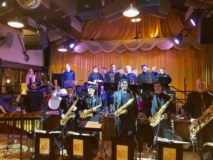 East Kentwood High School Jazz Ensemble 1