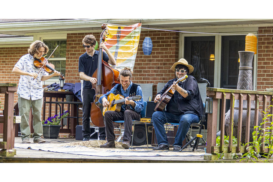 Third Coast Gypsy Jazz